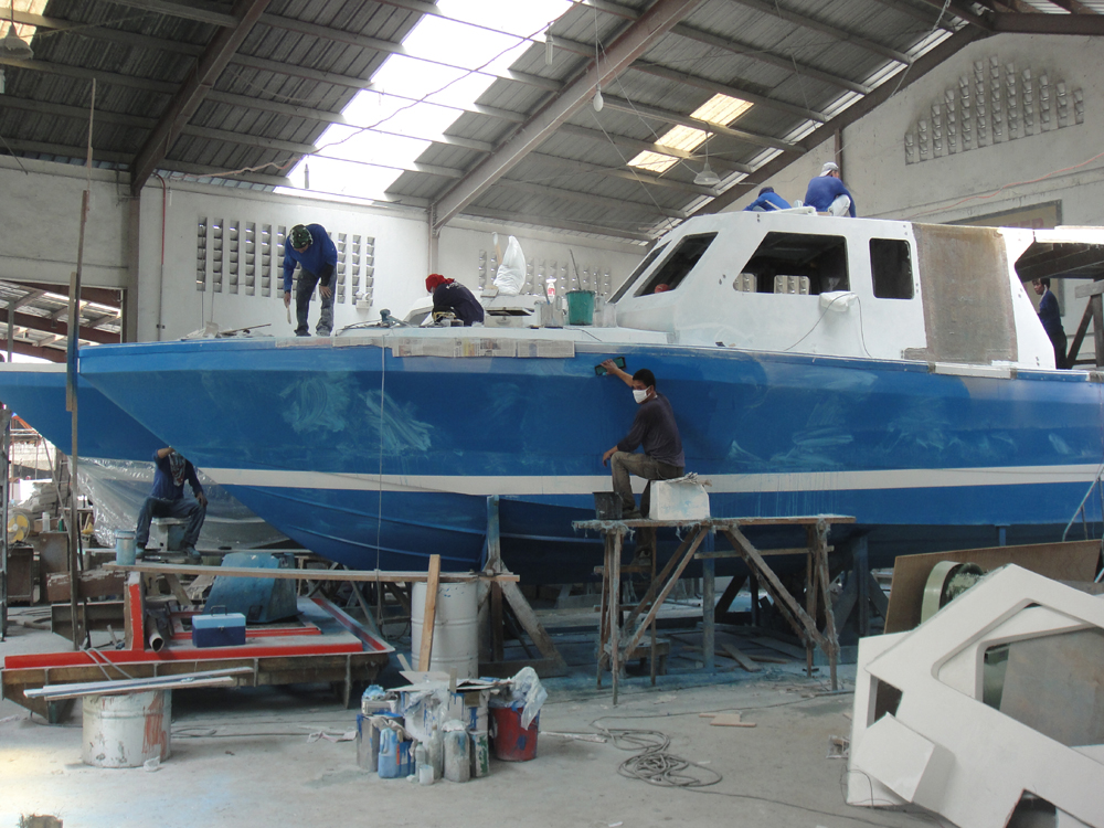 Yacht Anti Corrosion Coating