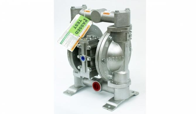 """CY-0906 1"""" Double diaphragm pump"""