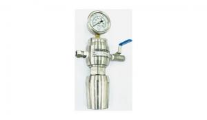 "CY-0925 3/8"" High Pressure Fluid Regulator"