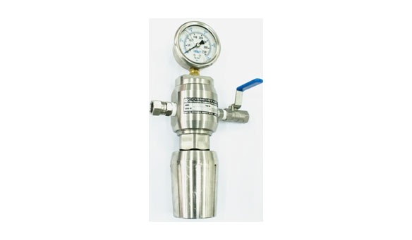 "CY-0925 3/8"" High Pressure Fluid Regulator"