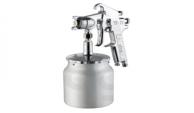 Siphon Feed Air Spray Gun