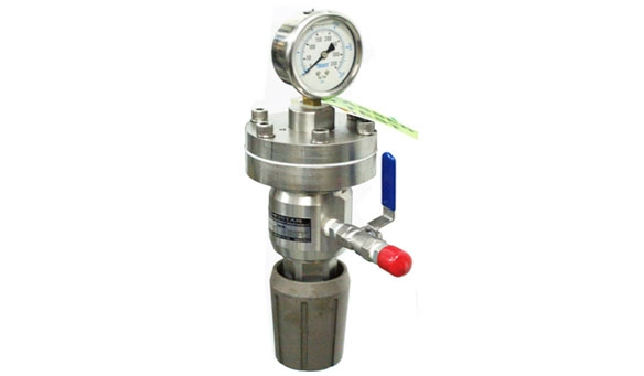 "CY-0925-D 1/4"" High Pressure Fluid Regulator"