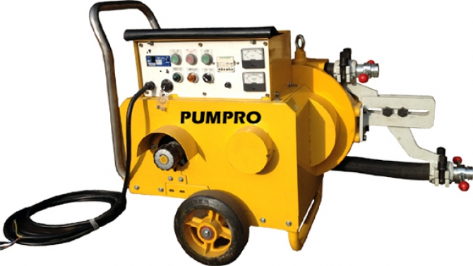CS-868 Shotcrete Machine